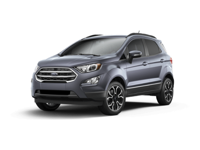 2018 Ford EcoSport SE SUV Front-wheel Drive